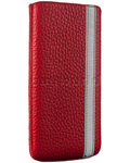 Sena Corsa Stripe Case for iPhone 5/5s Red FD016