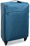 Samsonite B-Lite Fresh Large 79cm Softside Suitcase Electric Blue 97006