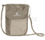 Eagle Creek Undercover Neck Wallet DLX Khaki 41128