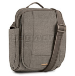 Pacsafe Metrosafe 200 GII RFID Blocking Anti Theft Messenger Bag Brown Tweed PB012