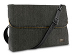 Pacsafe Citysafe 175 GII RFID Blocking Anti Theft Tablet Handbag Herringbone PB148