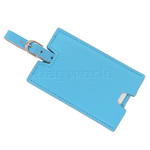 Eagle Creek Leather Luggage Tag Blue 41138 - 2