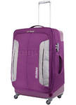 American Tourister Combimax Large 75cm Softside Suitcase Purple 60687