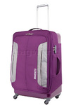 American Tourister Combimax Medium 65cm Softside Suitcase Purple 60686