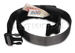 Pacsafe Cashsafe 25 Deluxe Travel Belt Wallet Black PE061