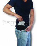 Pacsafe Cashsafe 25 Deluxe Travel Belt Wallet Black 10120 - 2
