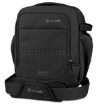 Pacsafe Camsafe V8 RFID Blocking Anti Theft Camera & Tablet Shoulder Bag Black 15160