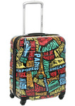 American Tourister HS MV+ Small/Cabin 50cm Hardside Suitcase Landmark 31001