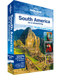 Lonely Planet South America on a Shoestring Travel Guide Book L4430