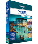 Lonely Planet Europe on a Shoestring Travel Guide Book L5918