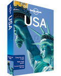 Lonely Planet USA Travel Guide Book L6755