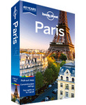 Lonely Planet Paris Travel Guide Book L0354