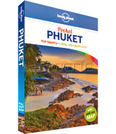 Lonely Planet Phuket Pocket Travel Guide Book L0378