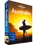 Lonely Planet Australia Travel Guide Book L3105
