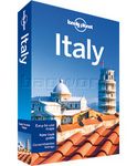 Lonely Planet Italy Travel Guide Book L3112