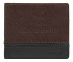 Cellini Aston Men's Leather RFID Blocking Wallet Brown M0381