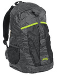 Jeep Travel Accessories Foldable Backpack Grey JP134
