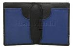 Cellini Men's Noble RFID Blocking Leather Wallet Black M0371 - 2
