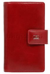 Cellini Ladies' Atlanta Medium Leather Wallet Red W1030