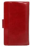 Cellini Ladies' Atlanta Medium Leather Wallet Red W1030 - 1