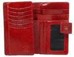 Cellini Ladies' Atlanta Medium Leather Wallet Red W1030 - 2