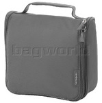 Samsonite Travel Accessories Hanging Toiletry Kit Grey 51748