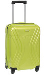 American Tourister Vivolite Small/Cabin 55cm Hardside Suitcase Lime Green 54562