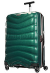 Samsonite Firelite Large 75cm Hardside Suitcase Racing Green 72003