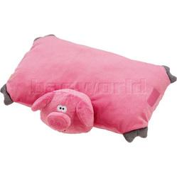 GO Travel Kids Pig Folding Pillow G2692