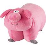 GO Travel Kids Pig Folding Pillow G2692 - 2