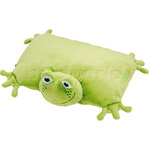 GO Travel Kids Frog Folding Pillow G2694