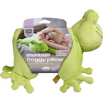 GO Travel Kids Frog Folding Pillow G2694 - 1