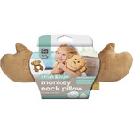 GO Travel Kids Monkey Neck Pillow G2698 - 1