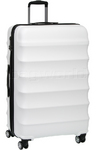 Antler Juno Large 79cm Hardside Suitcase White 34922