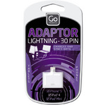 GO Travel Lightning 30-Pin Adaptor GO040 - 1