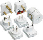 GO Travel Worldwide Double Adaptor GO090