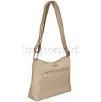 Travelon Classic Anti-Theft Shoulder Bag Champagne 42222