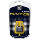 GO Travel Airline Headphone Adaptor GO910 - 1