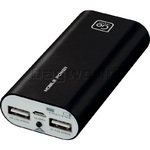 GO Travel Power Bank Twin Black GO965