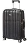 Samsonite Lite-Cube Small/Cabin 55cm Hardside Suitcase Graphite 58622