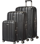 Samsonite Lite-Cube Hardside Suitcase Set of 3 Graphite 58622, 58624, 58625 with FREE Samsonite Luggage Scale 34042