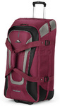 High Sierra AT7 81cm Wheeled Duffel with Backpack Straps Boysenberry AT759