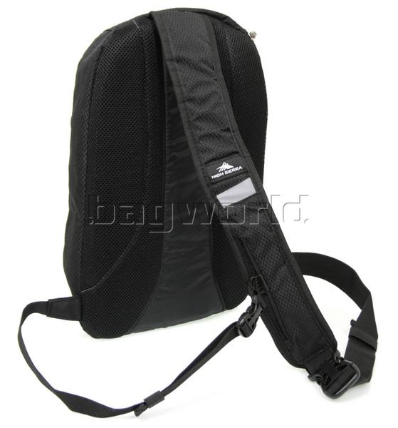 NEW High Sierra Sidekick Easy Tablet Notebook Sling Backpack Bag ...
