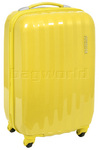 American Tourister Prismo Small/Cabin 55cm Hardside Suitcase Sunflower Yellow 41001