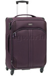 Antler Aire Medium 68cm Softside Suitcase Aubergine 60916