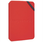 Targus Evervu Case & Stand for Galaxy Tab 4 10.1 Cherry Tomato HZ452