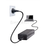Targus Power 90W Standard Laptop Charger Black APA30 - 1