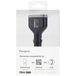 Targus Power 90W Laptop Car Charger with USB Phone/Tablet Charge Black PD046 - 6