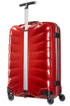 Samsonite Firelite Hardside Suitcase Set of 3 Chilli Red 72001, 72003, 72004 with FREE Samsonite Luggage Scale 34042 - 1