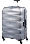 Samsonite Engenero Large 75cm Hardside Suitcase Silver 59599